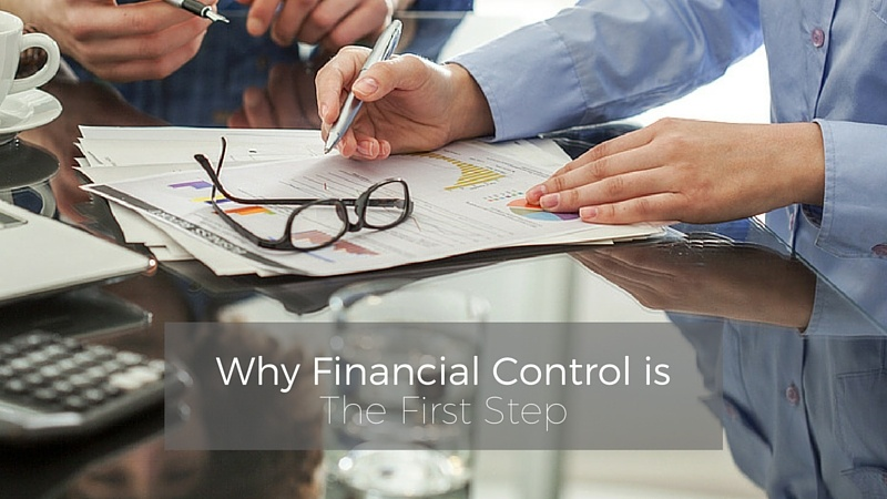 what is financial control and how does it help my business?